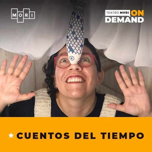 Cuentos del tiempo Streaming Punto Play - Santiago