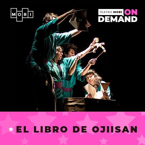 El libro de Ojiisan Streaming Punto Play - Santiago