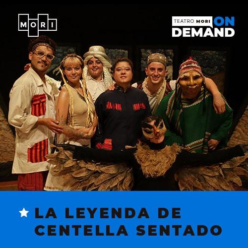 La leyenda de centella sentado Streaming Punto Play - Santiago