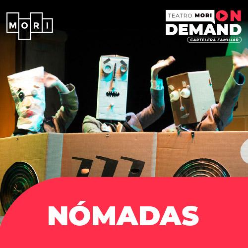 Nomadas Streaming Punto Play - Santiago