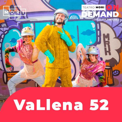 Vallena 52 Streaming Punto Play - Santiago