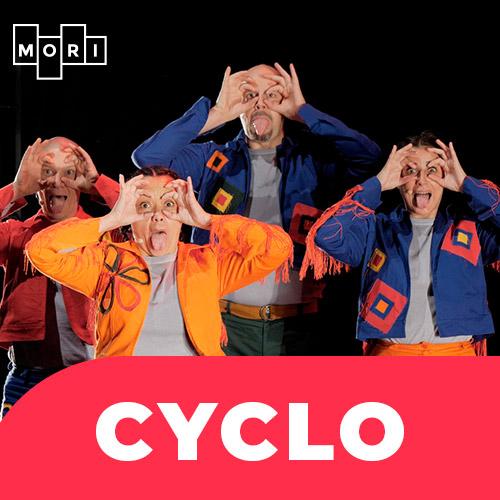 Famfest - Cyclo Mori Bellavista - Providencia