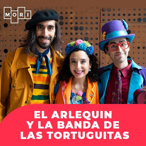 Famfest - El arlequin y la banda de las tortuguitas Mori Vitacura - Vitacura