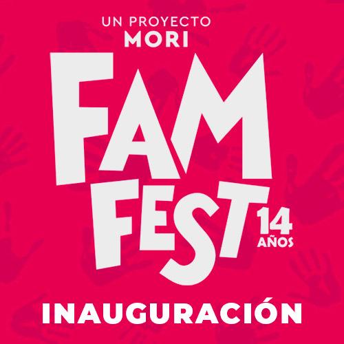 FamFest Inauguración GAM - Santiago