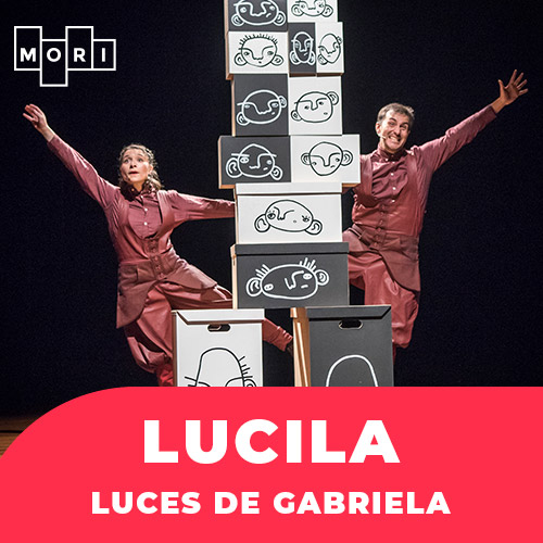 Famfest - Lucila, luces de gabriela GAM - Santiago
