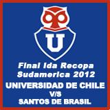 Universidad de Chile Estadio Nacional - Santiago