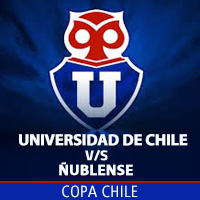 Universidad de Chile vs Ñublense Estadio Nacional - Santiago