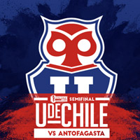 Universidad de Chile vs Antofagasta Estadio Nacional - Santiago