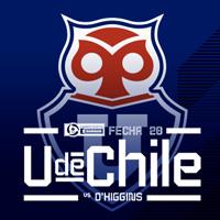 Universidad de Chile vs. O'Higgins Estadio Nacional - Santiago