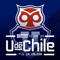 Universidad de Chile vs Unión La Calera Estadio Nacional - Santiago