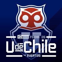 Universidad de Chile vs Everton Estadio Nacional - Santiago