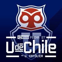 Universidad de Chile vs U. Católica Estadio Nacional - Santiago