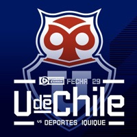 Universidad de Chile vs Iquique Estadio Nacional - Santiago