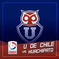 Universidad de Chile vs Huachipato Estadio Nacional - Santiago
