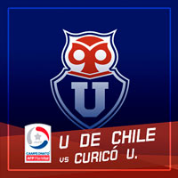 Universidad de Chile vs Curicó Unido Estadio Nacional - Santiago