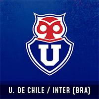 Universidad de Chile vs Internacional Estadio Nacional - Santiago