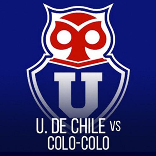 Universidad de Chile vs Colo-Colo Estadio El Teniente - Rancagua
