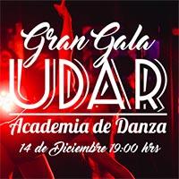Gala Academia de Danza UDAR Teatro Regional de Rancagua - Rancagua