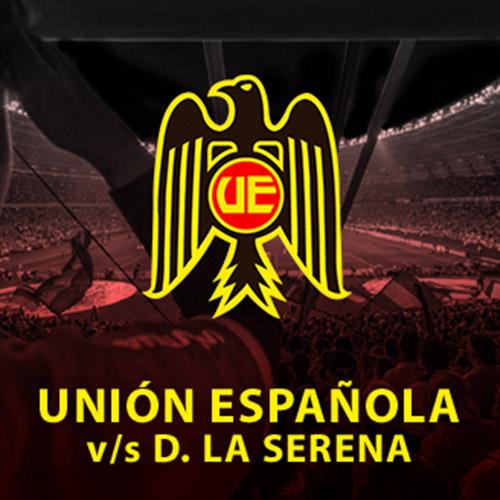 Unión Española vs. Deportes La Serena Estadio Santa Laura - Universidad SEK - Santiago