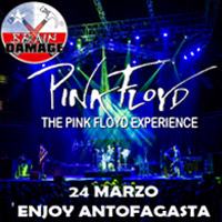 Brain Damage Enjoy Antofagasta - Antofagasta