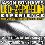 Jason Bonham La Tortuga de Talcahuano - Talcahuano