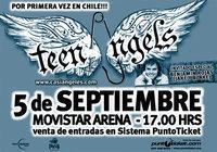 Teen Angels Movistar Arena - Santiago