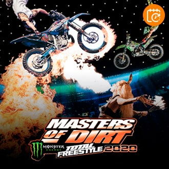 Masters of Dirt Movistar Arena - Santiago