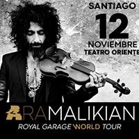Royal Garage World Tour