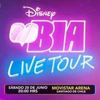 BIA Movistar Arena - Santiago