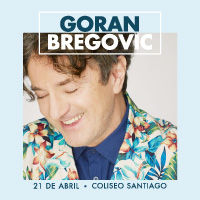 Goran Bregovic Teatro Coliseo - Santiago