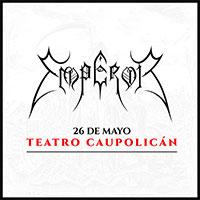 Emperor Teatro Caupolicán - Santiago