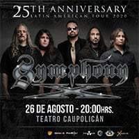 Symphony X  Teatro Caupolicán - Santiago