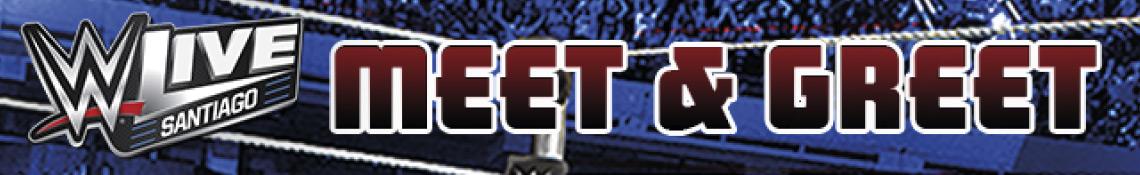 WWE Upgrade Meet & Greet Experience